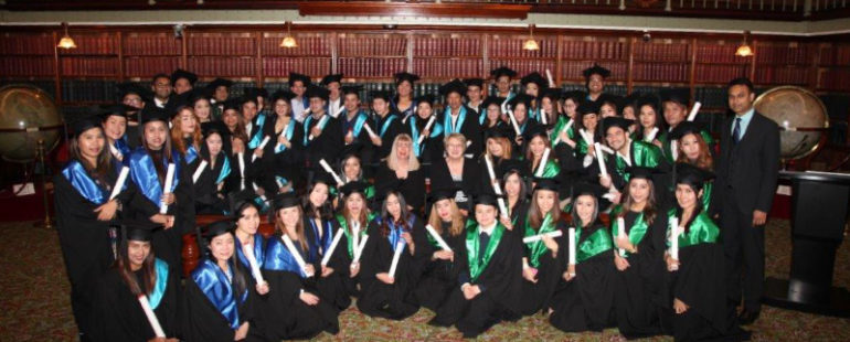 Graduation at Parliament House