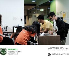 BIA Orientation Day
